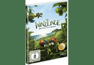 Die Winzlinge - Abenteuer in der Karibik DVD