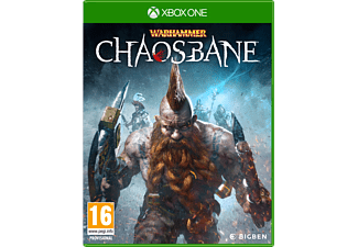 Warhammer Chaosbane NL/FR Xbox One