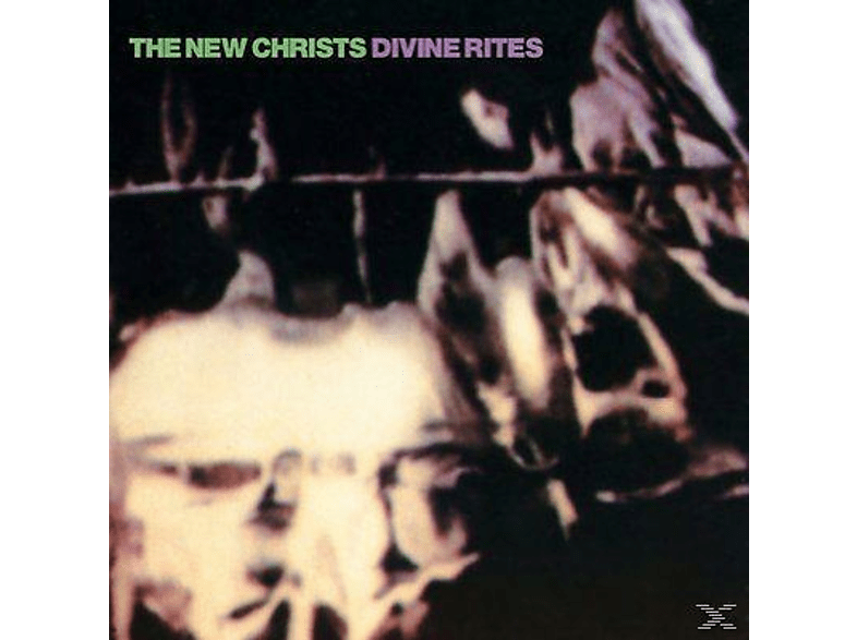 The New Christs - Divine Rites [CD]