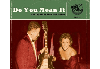 VARIOUS - Do You Mean It  - (CD)