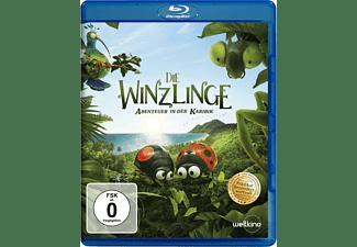 Die Winzlinge - Abenteuer in der Karibik Blu-ray