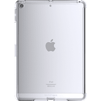 TECH21 Impact Clear Tablethülle, Backcover, 9.7 Zoll, Transparent