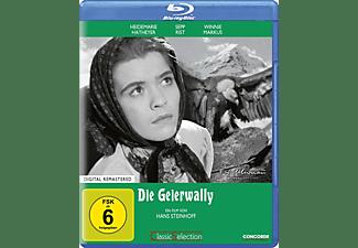 Die Geierwally Blu-ray