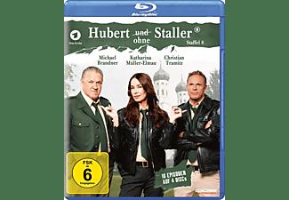 Hubert ohne Staller 8.Staffel Blu-ray