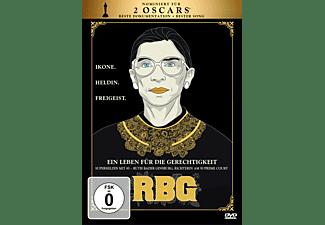 RBG - Ein Leben für die Gerechtigkeit DVD