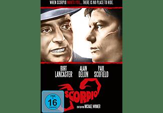 Scorpio, der Killer DVD