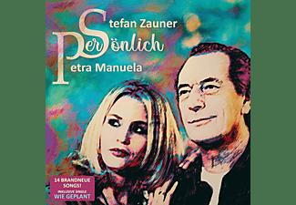 Stefan Zauner, Petra Manuela - Persönlich  - (CD)