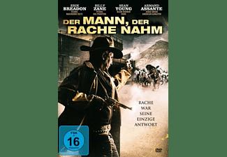 Der Mann der Rache nahm DVD