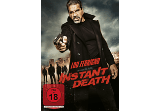 Instant Death DVD