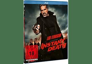 Instant Death Blu-ray