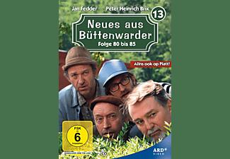 Neues aus Büttenwarder 13 - Folge 80-85 DVD