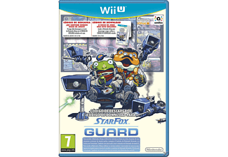 Wii U Star Fox Guard
