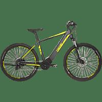 FISCHER - FAHRRAD MONTIS 5.0I Mountainbike (27.5 Zoll, 48 cm, MTB Rahmen, 418 Wh, Schiefergrau matt)