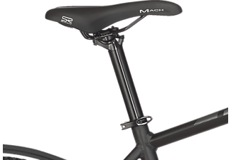 FISCHER - FAHRRAD TERRA 2.0 All Terrain Bike (ATB) (27,5 Zoll, 48 cm, MTB Rahmen, 396 Wh, Graphitschwarz matt)