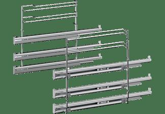 SIEMENS EQ 872 DV 01R (HB672GBS1+ED645FQC5E+HZ638370) iQ700, Einbauherdset (Induktionskochfeld, A+, 71 Liter)
