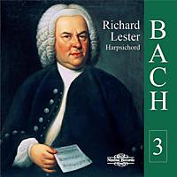 Richard Lester - J.S.Bach Vol.3 [CD]