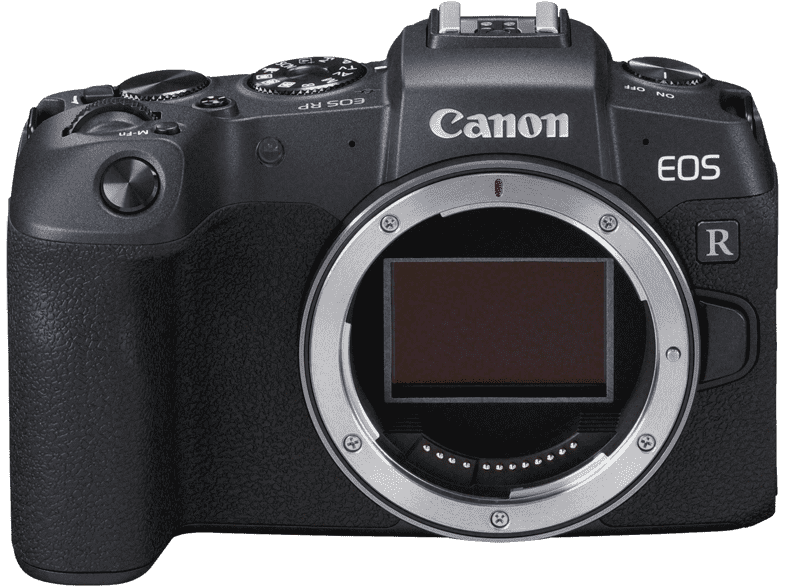 CANON EOS RP Kamerahus + Adapter EF EOS R