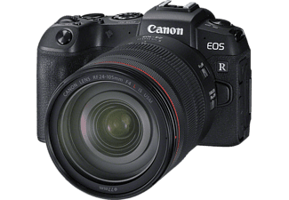 CANON EOS RP + RF 24-105mm + EF Adapter