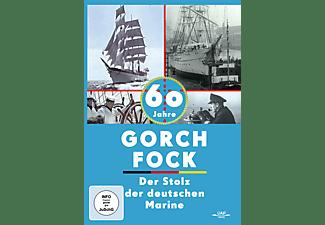 GORCH FOCK – 60 JAHRE - STOLZ DER DEUTSCHEN MARINE DVD