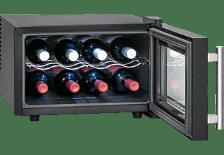 PROFI COOK PC-GK 1162 Weinklimaschrank (135 kWh/Jahr, A, 270 mm hoch, Schwarz)