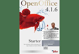 OpenOffice 4.1.6 Starter - [PC]
