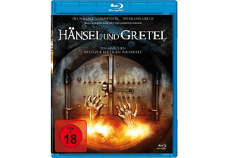Hänsel & Grete (Asylum) Blu-ray