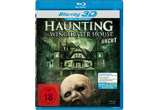 Haunting Of Winchester House Real 3d Blu-ray