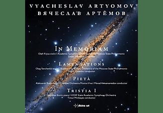 Kitaenko/Moscow Phil.Orchestra - Artyomov: Orchesterwerke  - (CD)