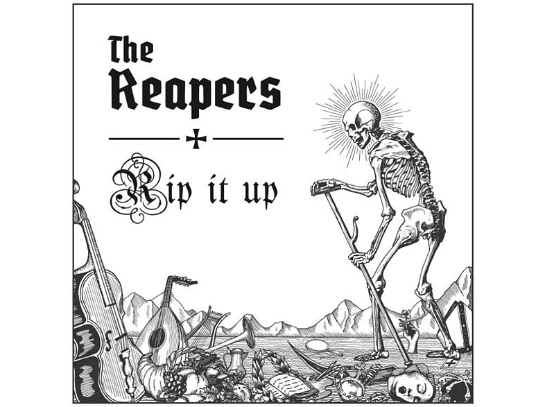 The Reapers - Rip It Up [CD]