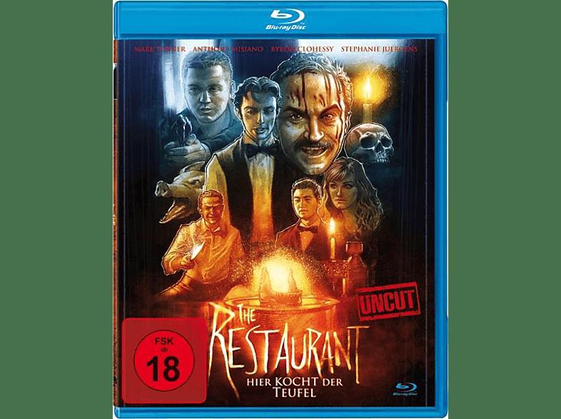 The Restaurant-Hier Kocht Der Teufel (Uncut) [Blu-ray]