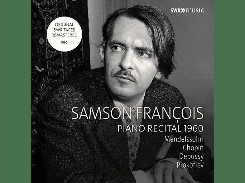 Samson Francois - Piano Recital 1960 [CD]