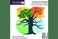 Watkins, Huw / Cragg, Elizabeth / Goodson, Benjamin / Bath Camerata - Songs of Renewal [CD]