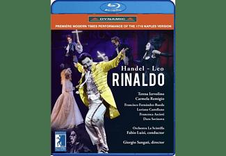 Fabio/orchestra La Scintilla Luisi - Rinaldo  - (Blu-ray)