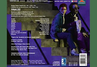 Fabio/orchestra La Scintilla Luisi - Rinaldo  - (CD)