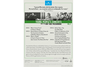 Leonard Bernstein - Young People's Concerts,Vol.2  - (DVD)