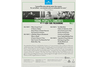 Leonard Bernstein - Young People's Concerts,Vol.2  - (Blu-ray)