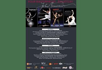 Hamburg Ballet/San Francisco Ballet - John Neumeier Collection  - (DVD)