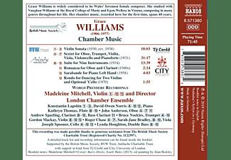 Mitchell/London Chamber Ensemble - Chamber Music  - (CD)