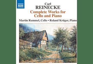Martin Rummel, Roland Krüger - Sämtliche Werke für Cello und Klavier  - (CD)