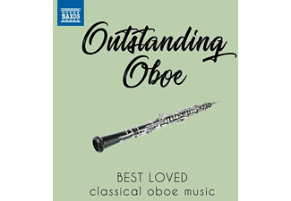 VARIOUS - Outstanding Oboe  - (CD)