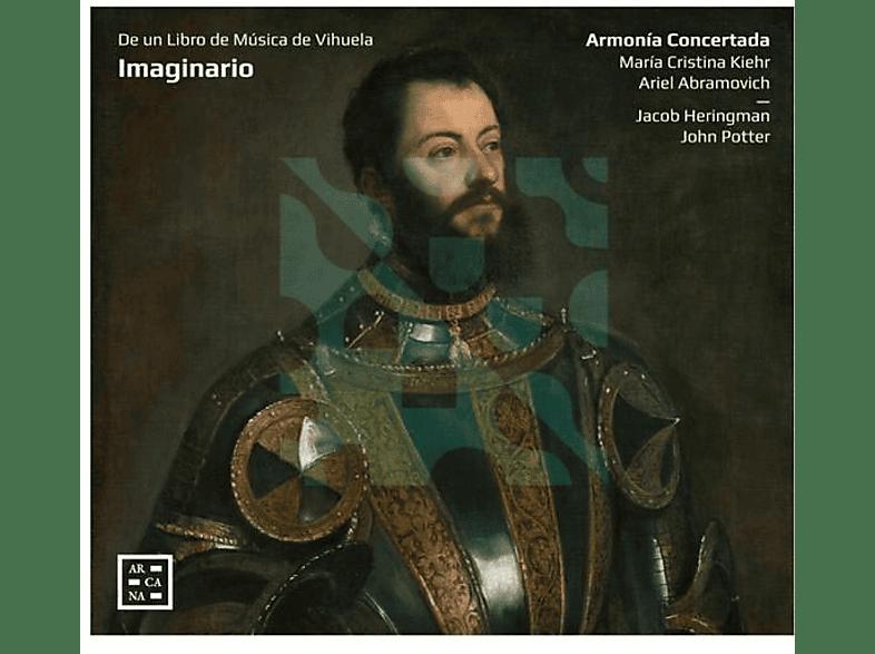 Maria Cristina/armonia Concertada Kiehr - Imaginario de un Libro de Música de Vihuela [CD]