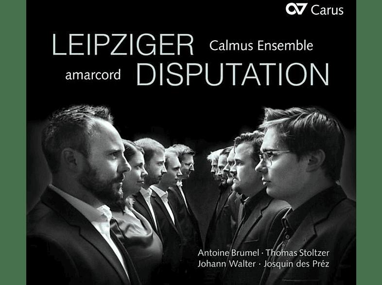 Amarcord/Calmus Ensemble/Kellnhofer/Schicketanz - Leipziger Disputation [CD]