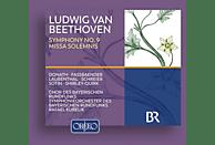 VARIOUS - Sinfonie 9/Missa solemnis [CD]