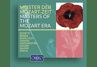 VARIOUS - Meister der Mozart-Zeit  - (CD)