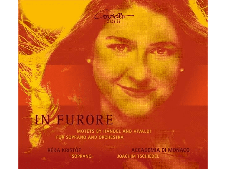 Reka/accademia Di Monaco Kristof - In Furore-Motetten für Sopran & Orchester [CD]