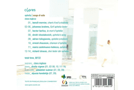 Clara Inglese - Ophelia-Songs of Exile [CD]