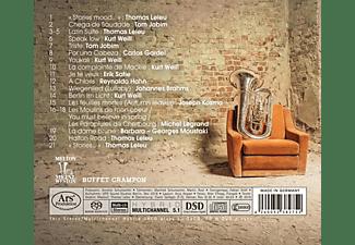 Thomas Leleu Trio - Stories  - (SACD Hybrid)