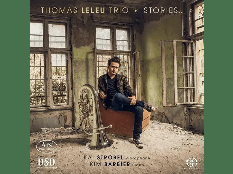 Thomas Leleu Trio - Stories [SACD Hybrid]