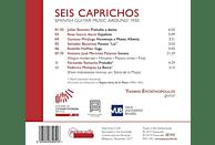 Yiannis Efstathopoulos - Seis Caprichos-Spanische Gitarrenmusik um 1930 [CD]
