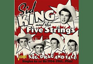 Sid & The Five Strings King - Sag,Drag & Fall  - (CD)